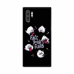 Buy Samsung Galaxy Note 10 Pro Face Your Fears Mobile Phone Covers Online at Craftingcrow.com
