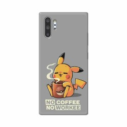 Buy Samsung Galaxy Note 10 Pro No Coffee No Workee Mobile Phone Covers Online at Craftingcrow.com