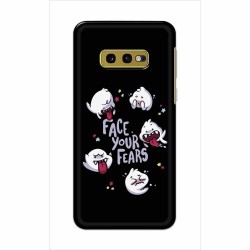 Buy Samsung Galaxy S10e Face Your Fears Mobile Phone Covers Online at Craftingcrow.com