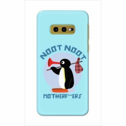 Buy Samsung Galaxy S10e Noot Noot Mobile Phone Covers Online at Craftingcrow.com