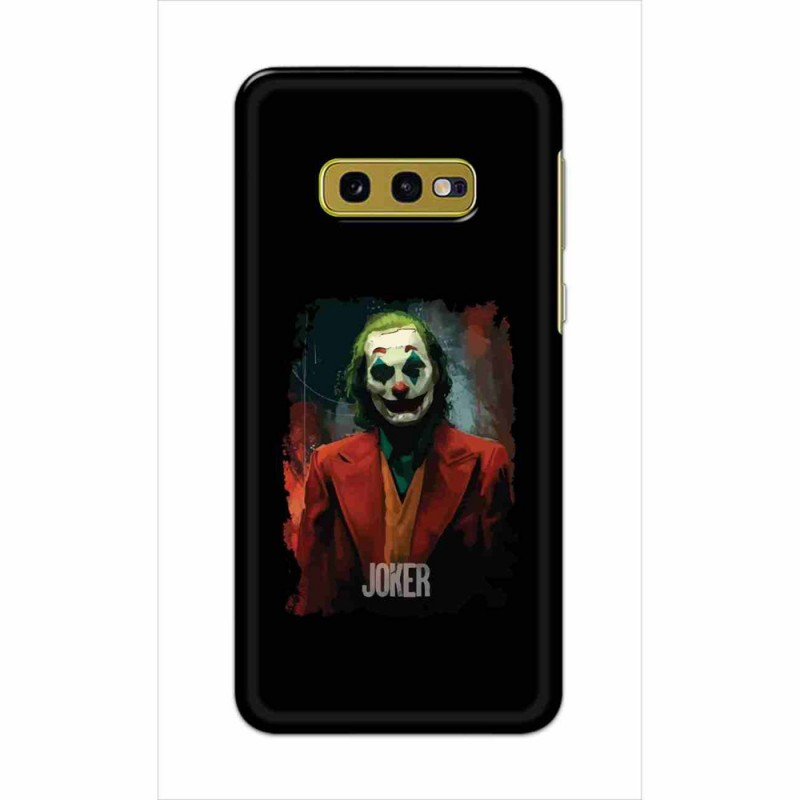 Buy Samsung Galaxy S10e The Joker Joaquin Phoenix Mobile Phone Covers Online at Craftingcrow.com