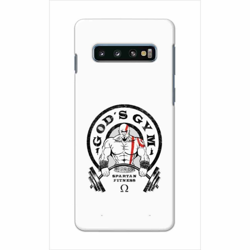 Buy Samsung Galaxy S10 Gods Gym Mobile Phone Covers Online at Craftingcrow.com