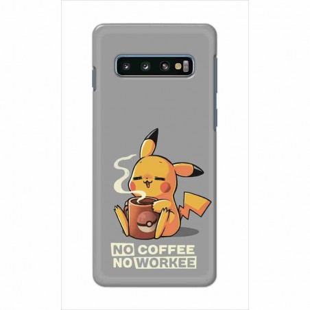 Galaxy S10 - No Coffee No Workee