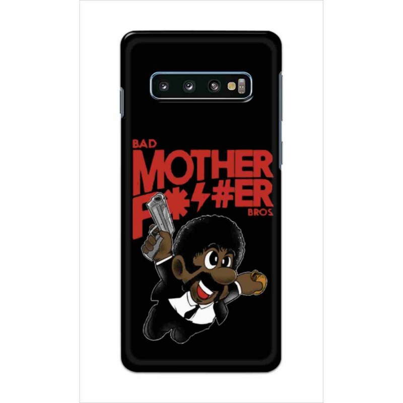Buy Samsung Galaxy S10 Plus Bad Bro Mobile Phone Covers Online at Craftingcrow.com
