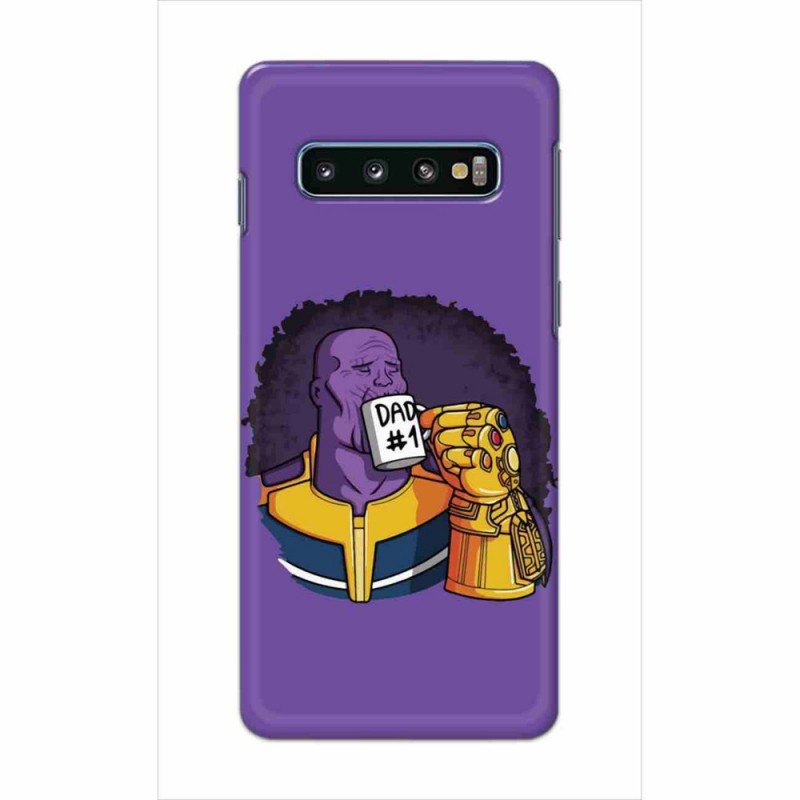 Buy Samsung Galaxy S10 Plus Dad No. 1 Mobile Phone Covers Online at Craftingcrow.com