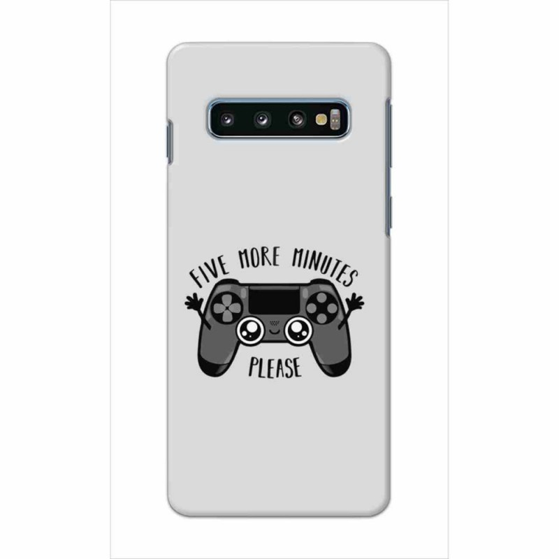 Buy Samsung Galaxy S10 Plus Five More Minutes Mobile Phone Covers Online at Craftingcrow.com