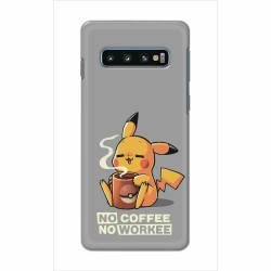 Buy Samsung Galaxy S10 Plus No Coffee No Workee Mobile Phone Covers Online at Craftingcrow.com