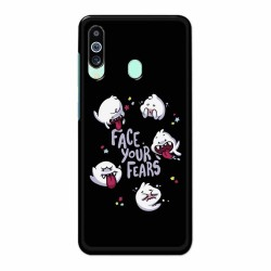 Buy Samsung M40 Face Your Fears Mobile Phone Covers Online at Craftingcrow.com
