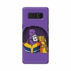 Buy Samsung Note 8 Dad No. 1 Mobile Phone Covers Online at Craftingcrow.com