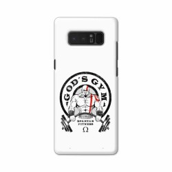 Buy Samsung Note 8 Gods Gym Mobile Phone Covers Online at Craftingcrow.com
