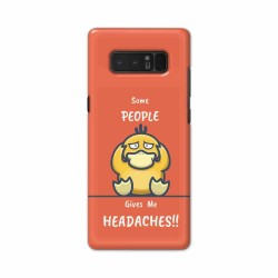 Buy Samsung Note 8 Headaches Mobile Phone Covers Online at Craftingcrow.com