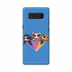 Buy Samsung Note 8 Powerpuff Birds Mobile Phone Covers Online at Craftingcrow.com