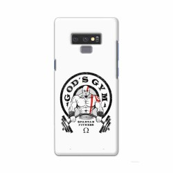 Buy Samsung Note 9 Gods Gym Mobile Phone Covers Online at Craftingcrow.com