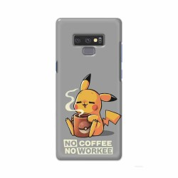 Buy Samsung Note 9 No Coffee No Workee Mobile Phone Covers Online at Craftingcrow.com