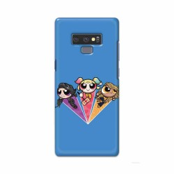 Buy Samsung Note 9 Powerpuff Birds Mobile Phone Covers Online at Craftingcrow.com