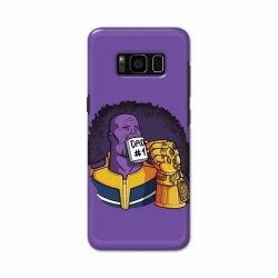 Buy Samsung S8 Plus Dad No. 1 Mobile Phone Covers Online at Craftingcrow.com