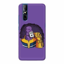 Buy Vivo V15 Pro Dad No. 1 Mobile Phone Covers Online at Craftingcrow.com