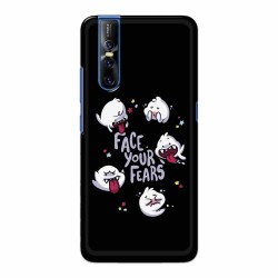 Buy Vivo V15 Pro Face Your Fears Mobile Phone Covers Online at Craftingcrow.com