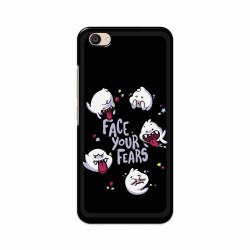 Buy Vivo V5 Plus Face Your Fears Mobile Phone Covers Online at Craftingcrow.com