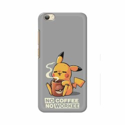 Buy Vivo V5s No Coffee No Workee Mobile Phone Covers Online at Craftingcrow.com