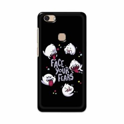 Buy Vivo V7 Face Your Fears Mobile Phone Covers Online at Craftingcrow.com