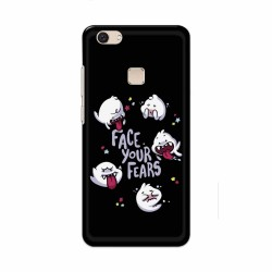 Buy Vivo V7 Plus Face Your Fears Mobile Phone Covers Online at Craftingcrow.com