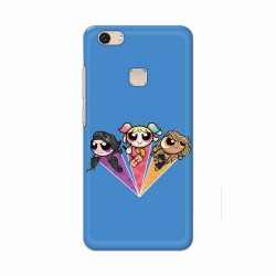 Buy Vivo V7 Plus Powerpuff Birds Mobile Phone Covers Online at Craftingcrow.com