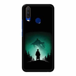 Buy Vivo Y15 (2019) Dark Creature Mobile Phone Covers Online at Craftingcrow.com