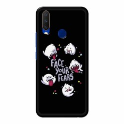 Buy Vivo Y15 (2019) Face Your Fears Mobile Phone Covers Online at Craftingcrow.com