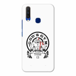 Buy Vivo Y15 (2019) Gods Gym Mobile Phone Covers Online at Craftingcrow.com