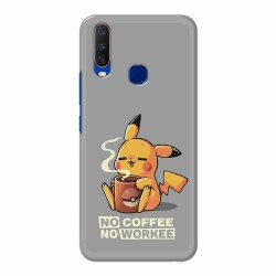 Buy Vivo Y15 (2019) No Coffee No Workee Mobile Phone Covers Online at Craftingcrow.com