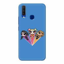 Buy Vivo Y15 (2019) Powerpuff Birds Mobile Phone Covers Online at Craftingcrow.com