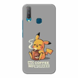 Buy Vivo Y17 No Coffee No Workee Mobile Phone Covers Online at Craftingcrow.com