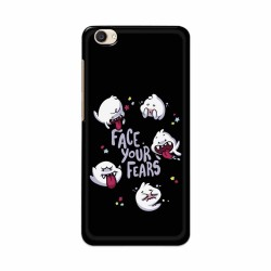 Buy Vivo Y55 Face Your Fears Mobile Phone Covers Online at Craftingcrow.com