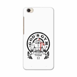 Buy Vivo Y55 Gods Gym Mobile Phone Covers Online at Craftingcrow.com