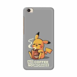 Buy Vivo Y55 No Coffee No Workee Mobile Phone Covers Online at Craftingcrow.com