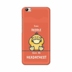 Buy Vivo Y66 Headaches Mobile Phone Covers Online at Craftingcrow.com