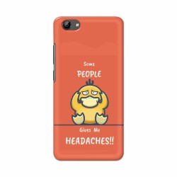 Buy Vivo Y71 Headaches Mobile Phone Covers Online at Craftingcrow.com