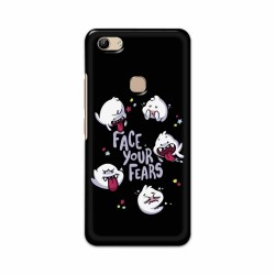 Buy Vivo Y81 Face Your Fears Mobile Phone Covers Online at Craftingcrow.com