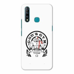Buy Vivo Z1 pro Gods Gym Mobile Phone Covers Online at Craftingcrow.com