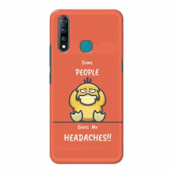 Buy Vivo Z1 pro Headaches Mobile Phone Covers Online at Craftingcrow.com