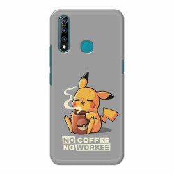 Buy Vivo Z1 pro No Coffee No Workee Mobile Phone Covers Online at Craftingcrow.com