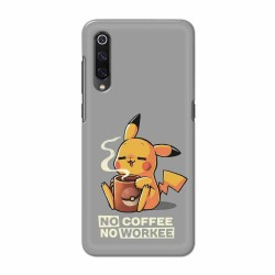 Buy Xiaomi Mi 9 No Coffee No Workee Mobile Phone Covers Online at Craftingcrow.com