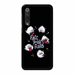 Buy Xiaomi Mi 9 SE Face Your Fears Mobile Phone Covers Online at Craftingcrow.com