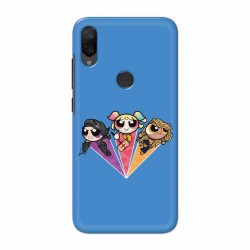 Buy Xiaomi Mi Play Powerpuff Birds Mobile Phone Covers Online at Craftingcrow.com