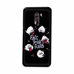 Buy Xiaomi Pocophone F1 Face Your Fears Mobile Phone Covers Online at Craftingcrow.com