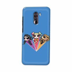 Buy Xiaomi Pocophone F1 Powerpuff Birds Mobile Phone Covers Online at Craftingcrow.com