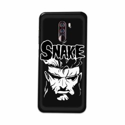 Buy Xiaomi Pocophone F1 Snake Mobile Phone Covers Online at Craftingcrow.com
