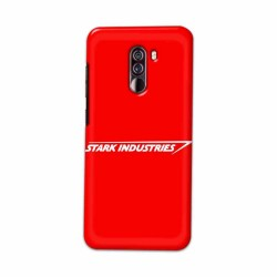 Buy Xiaomi Pocophone F1 Stark Industries Mobile Phone Covers Online at Craftingcrow.com