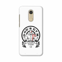 Buy Xiaomi Redmi Note 5 Gods Gym Mobile Phone Covers Online at Craftingcrow.com